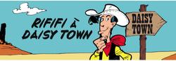 Jouez à Rififi à Daisy Town avec Lucky Luke !
