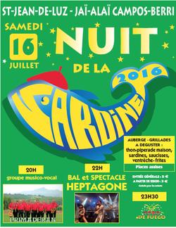 Découvrez le calendrier estival des fêtes de la sardine