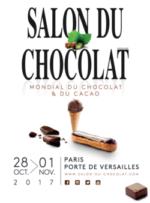 Que découvrir au salon du chocolat 2017 ?