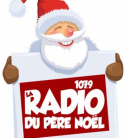 La hotte musicale de la radio du Père Noël