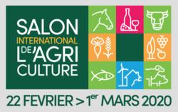 Le Salon International de l'Agriculture #SIA2020