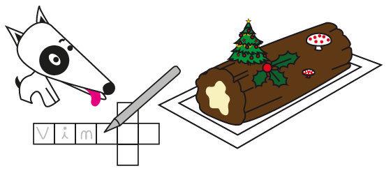 Mots croisés n°09 - les aliments du mois de Décembre