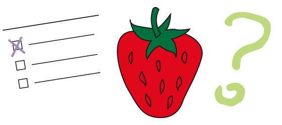 Quiz n°15 - la fraise