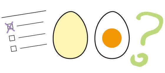 Quiz n°16 - l'œuf