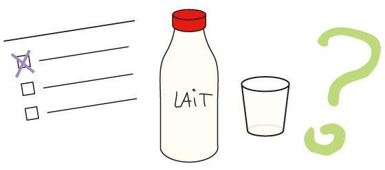 Quiz n°19 - le lait