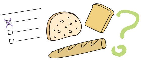 Quiz n°20 - le pain