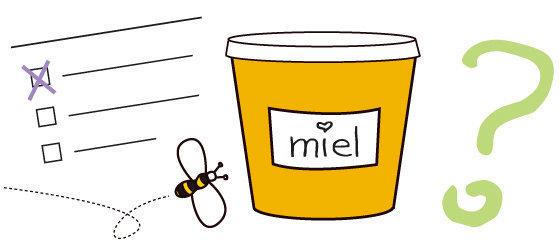 Quiz n°24 - le miel
