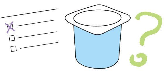 Quiz n°29 - le yaourt