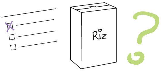 Quiz n°30 - le riz