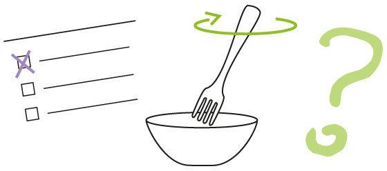 Quiz n°31 - les gestes culinaires