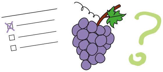 Quiz n°35 - le raisin