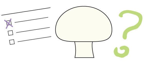 Quiz n°37 - le champignon de Paris