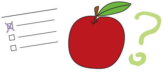 Quiz n°38 - la pomme
