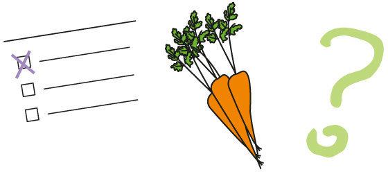 Quiz n°42 - la carotte