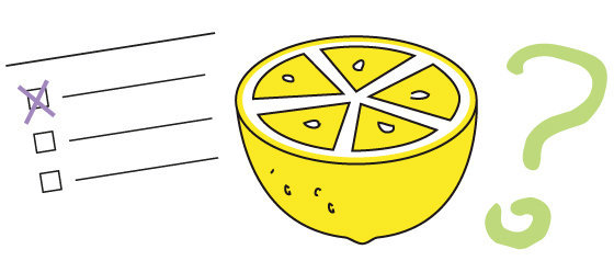 Quiz n°43 - le citron