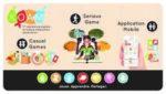 Koam, la première plateforme d'éducation alimentaire