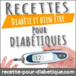 A découvrir : le site Recettes-pour-diabétiques