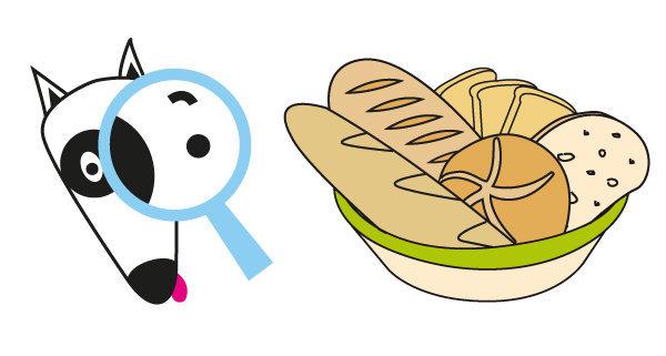 Jeu des 7 erreurs n°11 - le pain