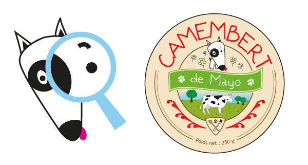 Jeu des erreurs n°10 - Le camembert