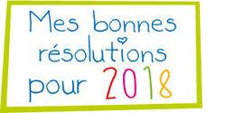 Bien manger : les bonnes résolutions pour 2018