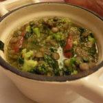 Un plébiscite pour la soupe