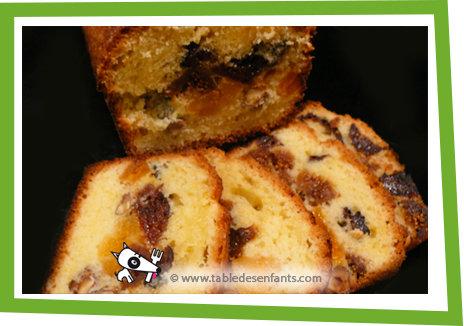 Cake Energie spécial Petit-Déjeuner