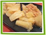 Compote d'ananas à la vanille