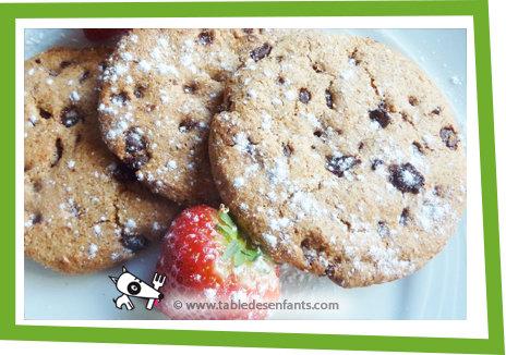 Biscuits Petit Déjeuner façon Mayo