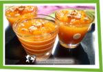Compote d'abricots au miel