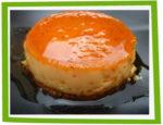 Crème caramel façon Mayo