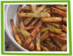 Frites au four façon Mayo