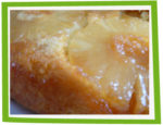 Gâteau à l'ananas de Mayo