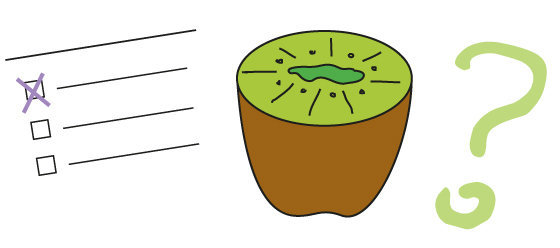 Quiz n°07 - le kiwi