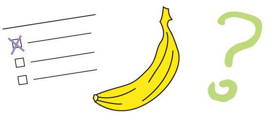 Quiz n°03 - la banane
