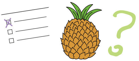 Quiz n°06 - l'ananas