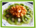 Salade de Kiwis Mangue