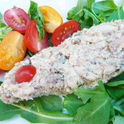 Sardines en tartine