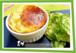 Soufflé au fromage blanc et emmental
