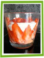 Tiramisu aux fraises façon Mayo
